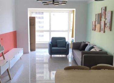 國際軟件園 白塔河地鐵口周邊 月星二期精裝三室 家具家電齊全