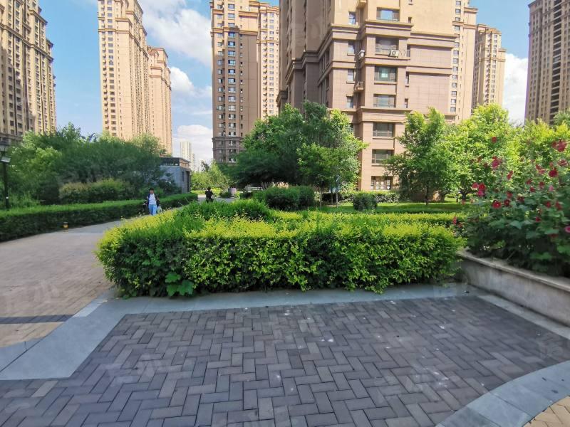 尚盈丽城园区图片
