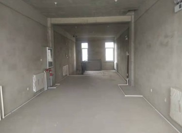 (出租)华润翡翠城 两层门市 带地下室 无柱 举架高