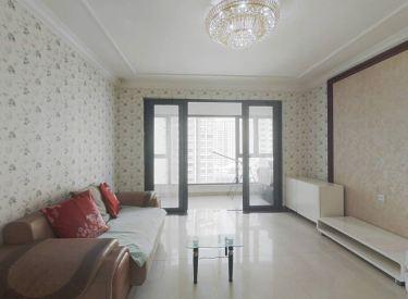 恒大江湾 精装三室 两南一北的卧室 满5年无贷款