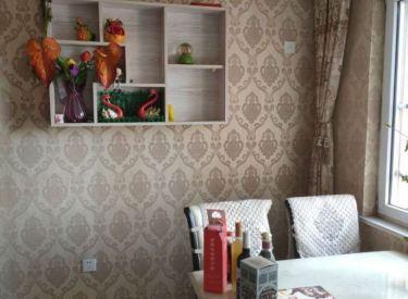 湖畔新城两室改一室精装修租房家具家电齐全屋内干净整洁无异味