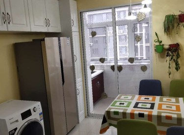 建大四小区 2室 1厅  55.1㎡ 装修好地铁口近