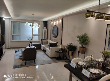 恒大文化旅游城 湖景洋房 精装修 电梯房 3室2厅 134平