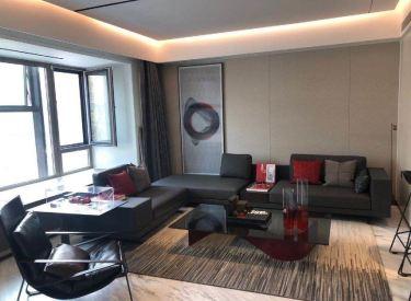 美的君兰江山 金融中心 大平层 智能装修 市中心高端住宅