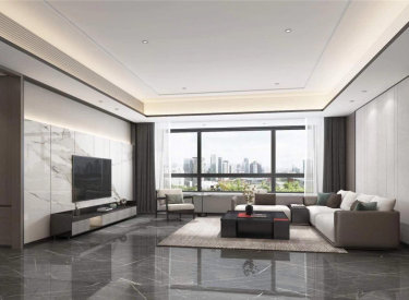 美的君兰江山 125平2室 豪华装修 北站CBD俯瞰金廊沿线