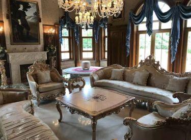 世博园旁 奢华国王堡 豪装没住过 售价1个亿 环境优美