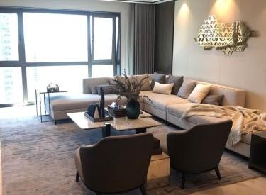 宝能GFC 核心位置 精装修豪宅 双总校 4室 2厅 2卫 229㎡