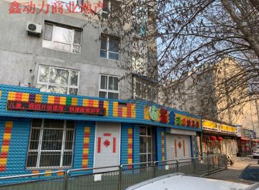 (出售)大东门市小区口第壹家 纯一层20米大门脸 带租售 对街业态好