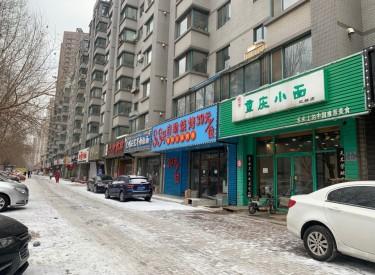 (出售)铁西虹桥路 鑫丰纯一层  小区口第一家  6米门脸 对街