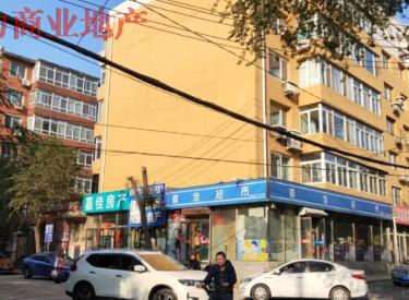 (出售)沈河门市 纯一层把大角15米大门脸 双展示面带租售