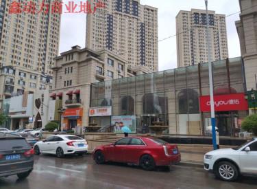 (出租)长白中海门市小区口第壹家 超市客户来 双侧展示面 把角