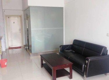 新下 押一付一 长江国际公寓一室近中粮壹号陵西地铁口长江北街