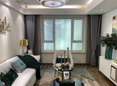 万科精装 买两室送一室实用面积9平 好楼层 南北标户优惠