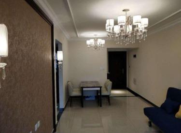 出租浑南龙湖天街旁 精装两室 全新家具家电 恒大盛京印象
