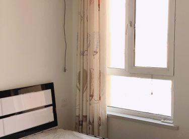 急急急精装修拎包入住翰林水郡一室一厅整租家具家电齐全随时看房