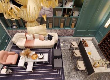 新房团购 阳光城未来悦 叠拼下叠 上两层下两层 庭院150平
