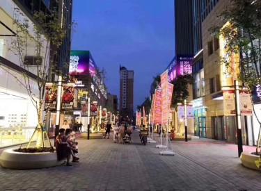 (出售)北站CBD 华府新天地 临街商铺 地铁口 年租18万