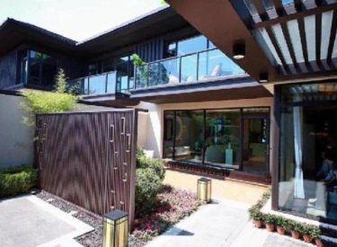 汇置山湖 中式合别墅 地上3层全赠送实得260平 出门世博园