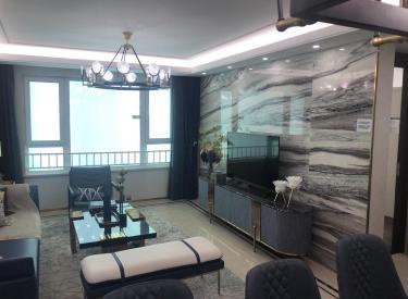长白岛内 核心板块 和平领事馆 万科精装高端系高层