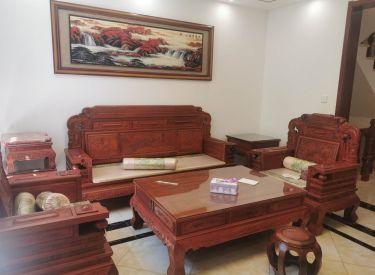 纯红木家具,豪装,看到的都不带走,220万别墅