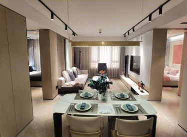 融创西城宸阅 三室两厅一卫 高端住宅品质园区