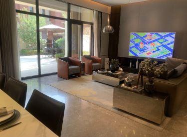 独门独院 法式别墅 地上两层 地下两层 享受城市繁华高端品质