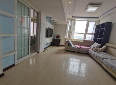 中海城旁 龙腾金荷苑 精装修 复式 有电梯126平 90万