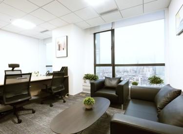 (出租)北约客置地广场5A写字间 | 工位 | 经理室 | 精装家具定制全配