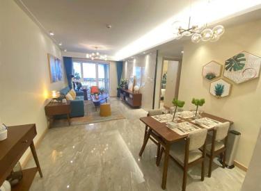 中海城新房落地窗全屋高标精装,重金打造园区景观 专属实验小学
