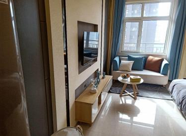 万达旁地铁口,温馨公寓,低首付,高租金