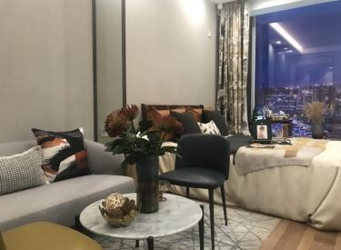 沈北汇置精装修小公寓 以租养贷楼下D铁 清华万博七Z朝阳一校