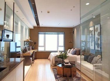 华润精装现房公寓,6千出头,双地铁,抄底价格,总房款25