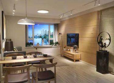 于洪新城 宏发 河景房 精装修赠送家具、中央空调  准现房