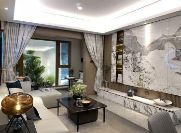 珠江五虹桥中学地铁精装准现房金地开发三室两卫单价一万多内购