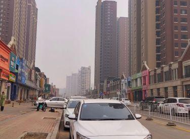 (出租)经济开发区 繁华地段 临街商铺 无兑费 适合各种经营