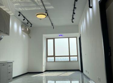 东中街地铁口 南华中环广场 精装修两室 可居住可办公