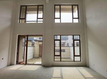 市府旁联排别墅地上三层地下两层送大灰色空间带车库 现房 无税