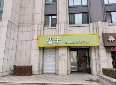 (出租)皇姑区怒江北街汇邦克莱枫丹高档小区90平门市出租