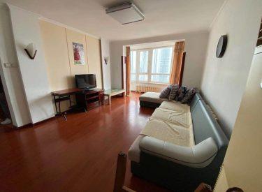 金苑华城 118平 朝南 电梯房 简单装修 2室2厅