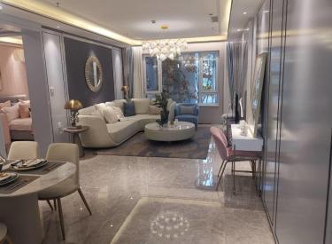沈抚 中金公元启城 3室2厅 73万 100平 看房优惠