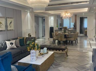 央企开发,花洋房的价格,住别墅的品质