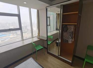 金茂国际公寓 1室1厅1卫 40㎡