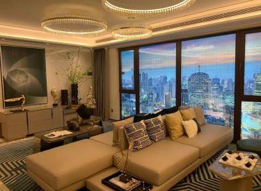 高端住宅 万科大都会 精装修中央空调繁华地段随时看房